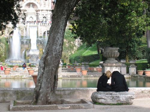 Fountains at Tivoli