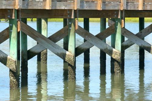 restful pier